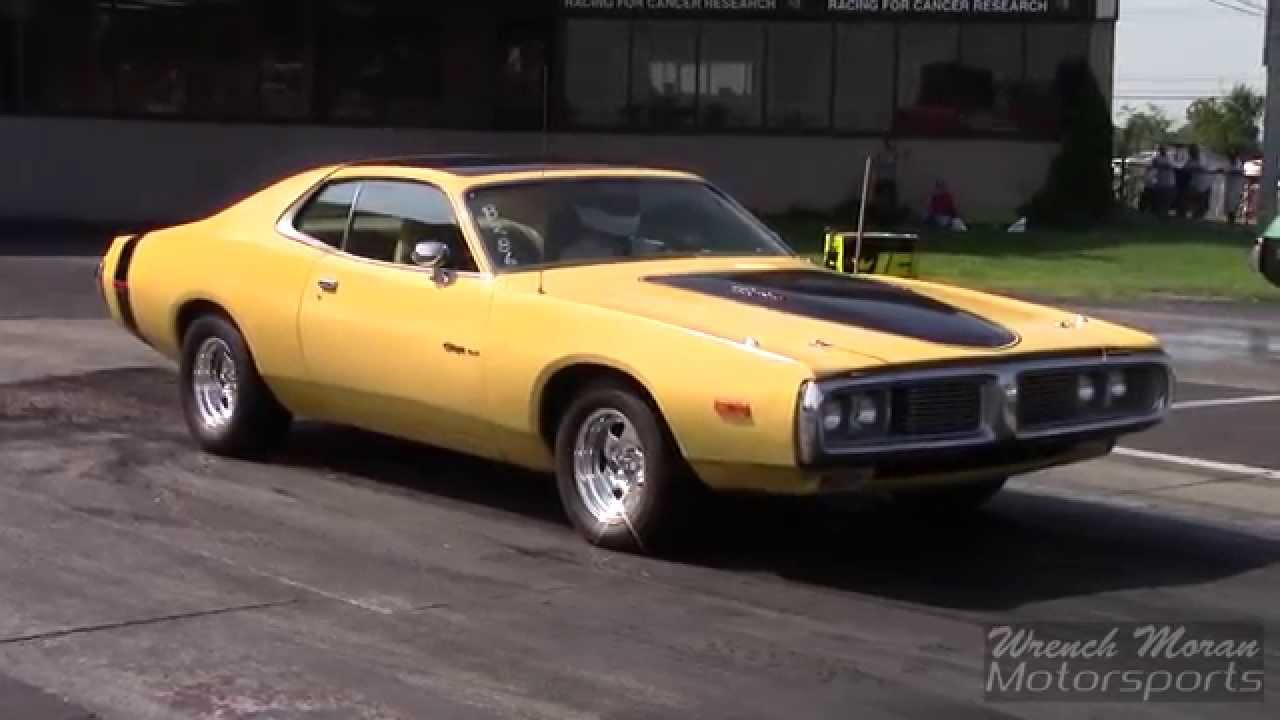 1973 Dodge Charger Rt │ The Mopar Nationals Youtube
