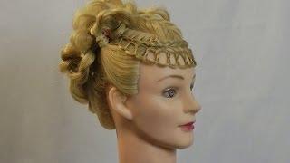 Прически на длинные волосы.Hairstyles for Long Hair(, 2013-10-13T12:27:32.000Z)
