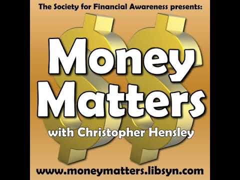 Money Matters Episode 172- Brand Seduction W/ Daryl Weber