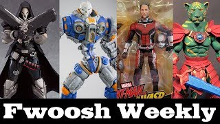 Weekly! Marvel Legends, Masters of the Universe, Overwatch, Mezco, Astrobots, Star Wars, and more!
