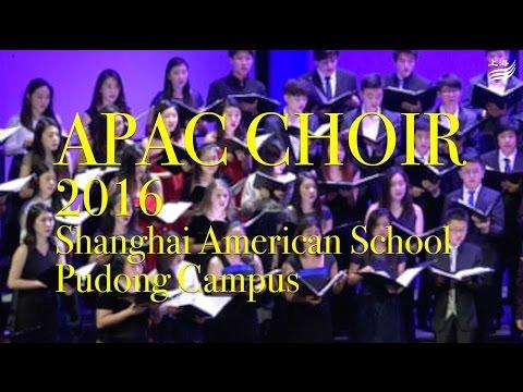 APAC CHOIR 2016 - Festival Concert (Livestream Recording)