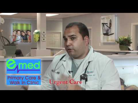 """E-Med """"What is Urgent Care"""""""
