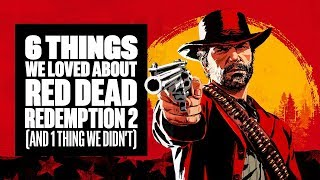 6 Things We Loved About Red Dead Redemption 2 (And 1 Thing We Didn\'t) Red Dead Redemption 2 Gameplay
