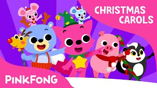 We Wish You a Merry Christmas | Christmas Carols | PINKFONG Songs for Children