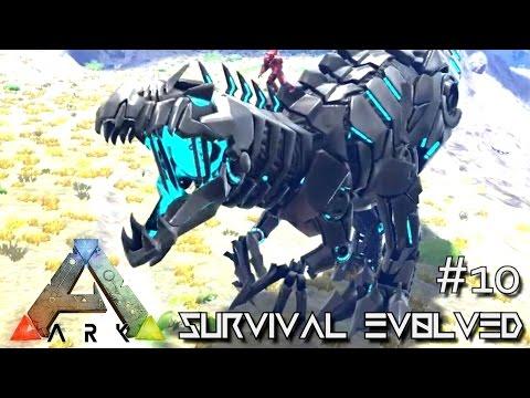 ARK: ANNUNAKI GENESIS - BIONIC GIGANOTOSAURUS GIGA TRON !!! E10 (ARK SURVIVAL EVOLVED GAMEPLAY)