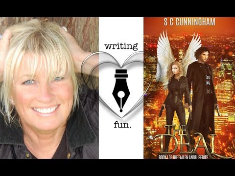 Writing Fun | Ep. 127 : The Deal with Siobhan Cunningham