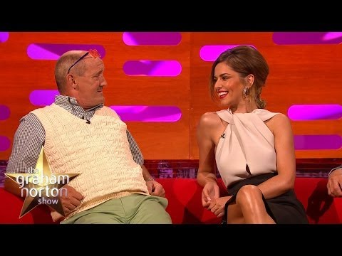 Brendan O'Carroll & Cheryl Cole Discuss Mrs Brown's Boys  The Graham Norton
