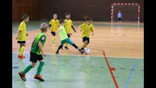 CZ7 Turniej Halowy FC Yellow Gromadka Winter Cup 2018 - VI Meczyk z Węglińcem