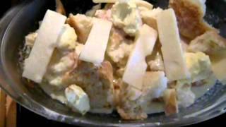 A Recipe Using Stale Bread
