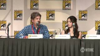 Shameless Comic-Con 2011 Panel: UK Roots
