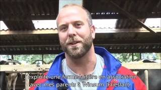 Des éleveurs parlent de DelPro Xtra