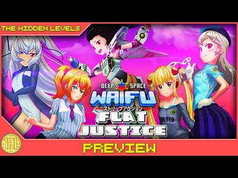 DEEP SPACE WAIFU: FLAT JUSTICE and Uncensor Patch (Steam/PC)