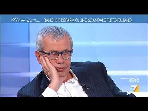 L'aria che tira - Banche e risparmio, uno scandalo tutto italiano (Puntata 06/12/2017)