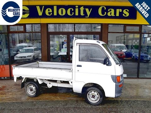 1995 daihatsu hijet mini truck all mode 4wd 38k s for sale in rh youtube com Mitsubishi Mini Truck 4WD Mitsubishi Mini Truck Parts