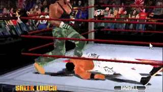 WWF No Mercy Hacked Moves (With Code) #159 Walk Witt Me (The Lox Mod Preview)