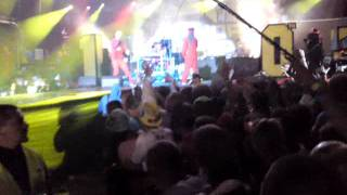 Looptroop rockers - Professional dreamers Live @HipHop Kemp 2011 Hradec Kralove