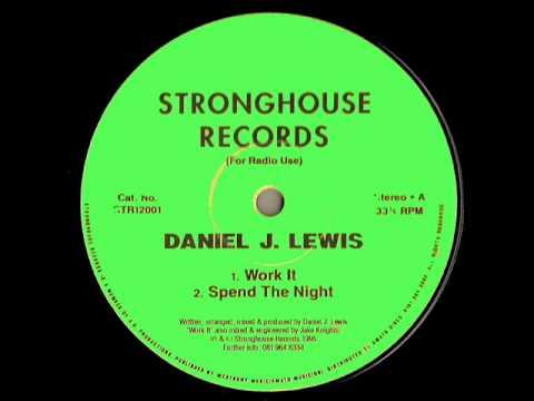 Spend The Night - Daniel J Lewis - original