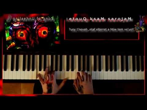 Zelda Majora's Mask - Song of Unhealing, Piano