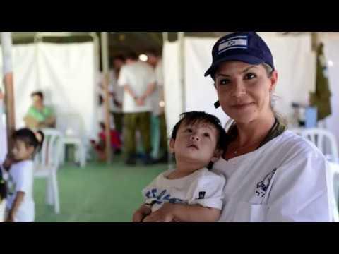 المساعدات الإسرائيلية حول العالم – بحبك إسرائيل