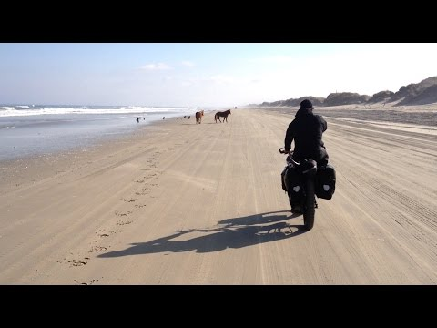 669 Days Around America on Fat Bike
