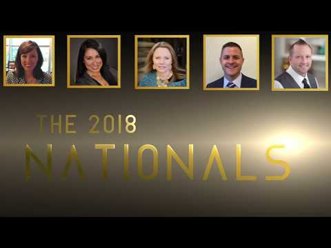 2018 NSMC - ONE TO WATCH - Silver Award Recipients and Gold Finalists - THE NATIONALS