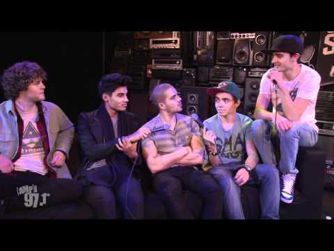 The Wanted Interview