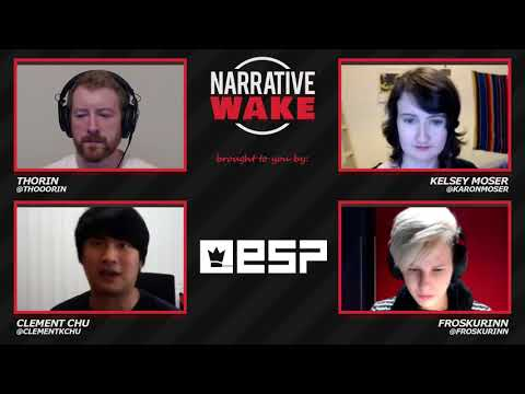 Narrative Wake Episode 3: Clement Chopped and Screwed (feat. Froskurinn and Clement Chu)