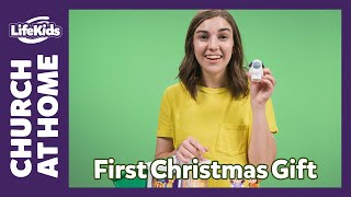 Church at Home: Bible Adventure | Christmas 2020 | LifeKids Online