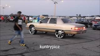 Buick road master on 8s