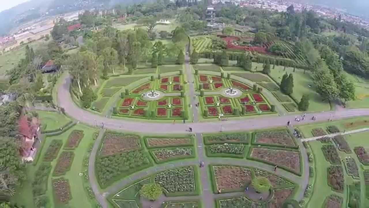 Taman Bunga Nusantara Cianjur Indonesia Dji Phantom 2 Vision