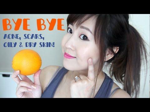 Acne Reducing, Scar Fading & Brightening DIY Mask