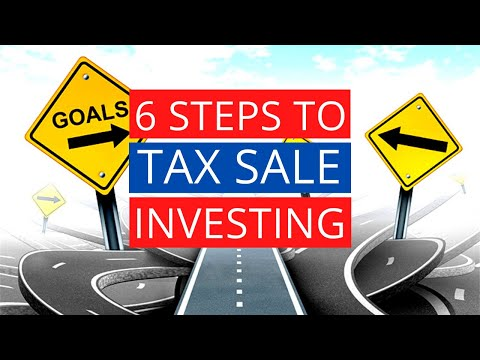 Buy Tax Liens & Tax Deeds in only 6 Steps! Workshop Tutorial
