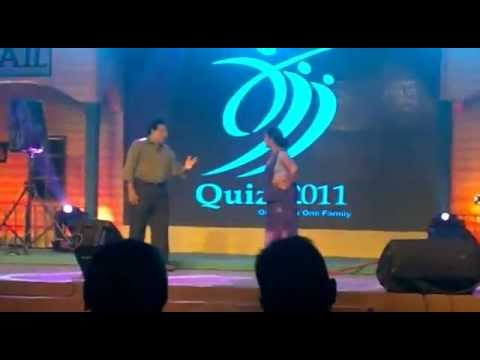 Thumbnail: srli lankan comedy com bank quiz 2011 part 01 mp4 vijaya nandasiri YouTube