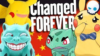 China CHANGED 100+ Pokemon Names! and You Never Noticed!   Gnoggin