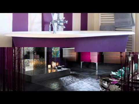 Top Most Charming PURPLE Bathroom Ideas