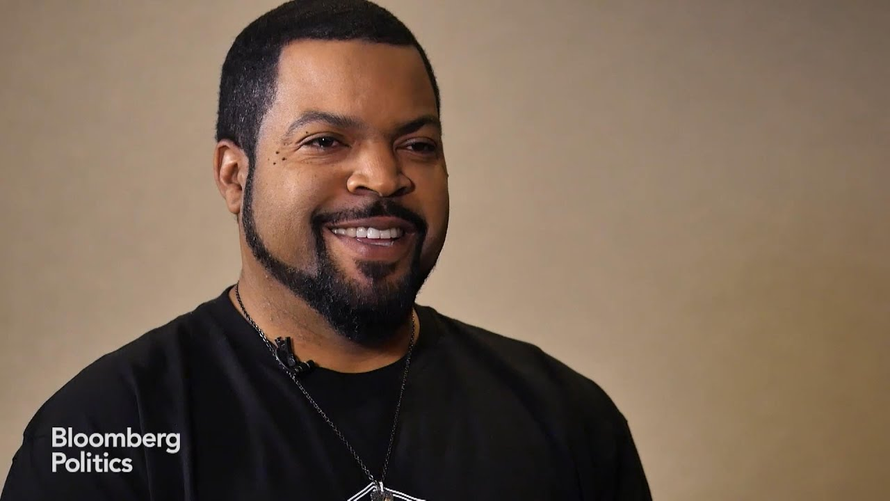 Ice Cube defends advising Trump on plan for Black America