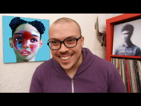 FKA Twigs - LP1 ALBUM REVIEW