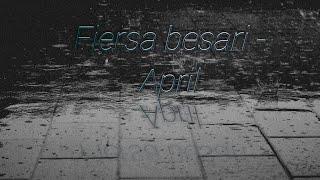 Download FIERSA BESARI - APRIL (COVER BY RIDHO) #april #fiersabesari #samasaya