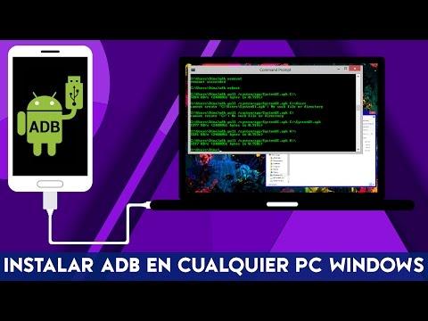 Como instalar y configurar ADB en cualquier PC con Windows | Andro UY