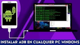 Video Como instalar y configurar ADB en cualquier PC con Windows | Andro UY download MP3, 3GP, MP4, WEBM, AVI, FLV Oktober 2018
