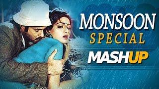 Aala Re Paus Aala Bollywood Rain Dance Mashup - Superhit Hindi Monsoon Songs