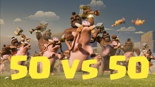 50 vs 50 War | Bowitch | TH11 | TH10 | TH9 | Clash of Clans