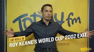 Gary Neville on Roy Keane's Saipan exit, Denis Irwin, Joe Mourinho's club culture & Alex Ferguson