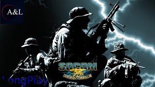SOCOM - U.S. Navy SEALs Fireteam Bravo 3 - LongPlay [4K]
