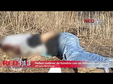 VIDEO Localizan cadáver de hombre ultimado de un balazo en el cráneo