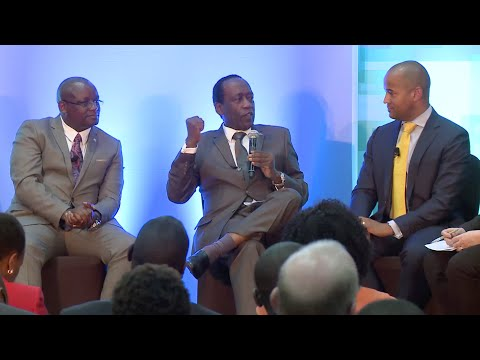 GES 2015: Focus on Africa: Different Business Models for Africa
