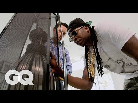 2 Chainz Checks Out $260K Speakers | Most Expensivest Shit | GQ ...