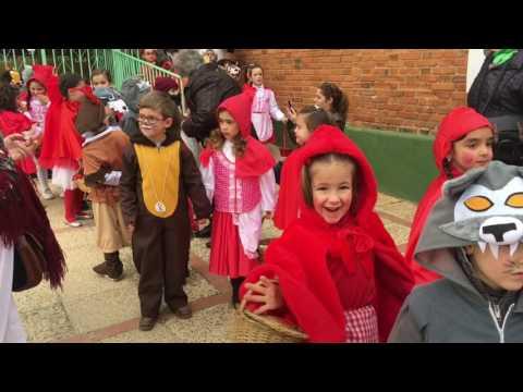 Desfile Infantil de Carnaval (Colegio Azuaga)