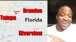Tampa, Riverview, Brandon FL - reviewing for relocation