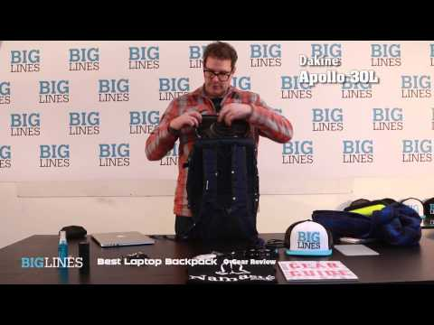 Dakine Apollo - Biglines Best Laptop Backpack Review